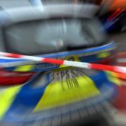 Zahlreiche Einsätze haben die Polizei am Wochenende beschäftigt.