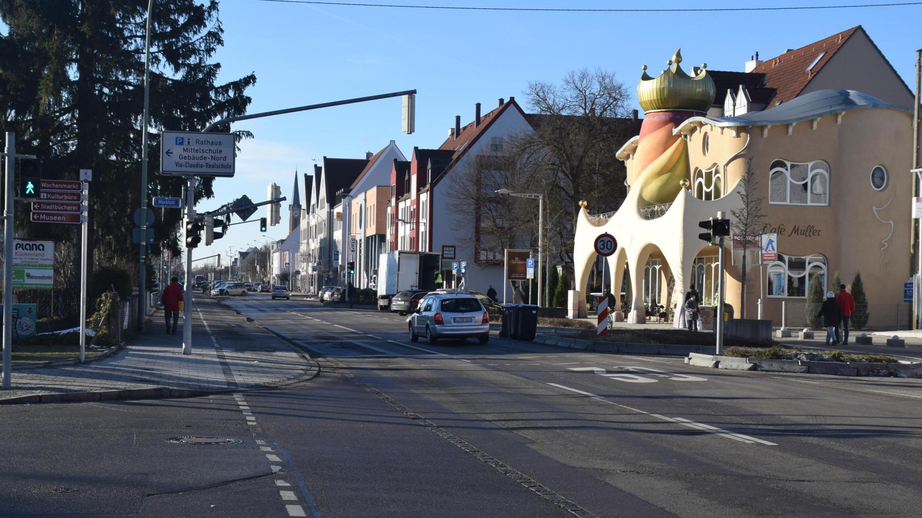 Königsbrunn Müller