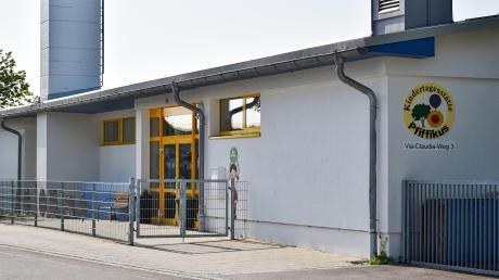 Der Gräbinger Kindergarten Pfiffikus soll nach Willen des Rates um zwei Gruppen erweitert werden.
