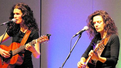 Die Vivid Curls begeisterten das Publikum in Graben.
