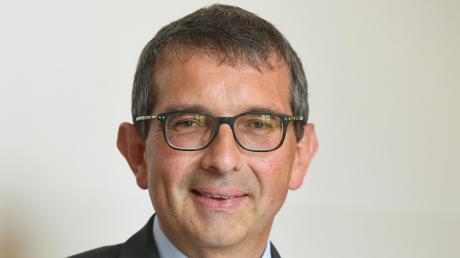 Gerald Eichinger will Bürgermeister in Langenneufnach werden.