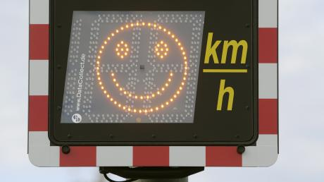 Braucht Langenneufnach eine Geschwindigkeitsanzeige?