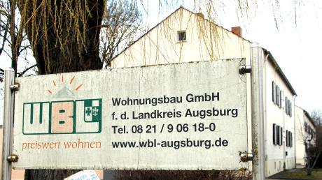 Die WBL hat die Hälfte der rund 150 Sozialwohnungen im Taubental saniert. Die andere Hälfte soll abgerissen werden. Dort will die WBL dann nachverdichten und noch mehr Sozialwohnungen bauen.