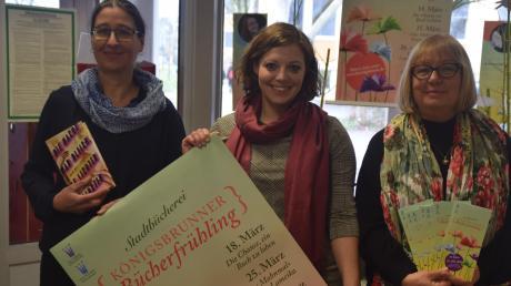 Mit dem Buchloben sollte am Mittwoch der Königsbrunner Bücherfrühling beginnen. Jetzt ist die Veranstaltung, sowie alle weiteren bis zum 19. April abgesagt.