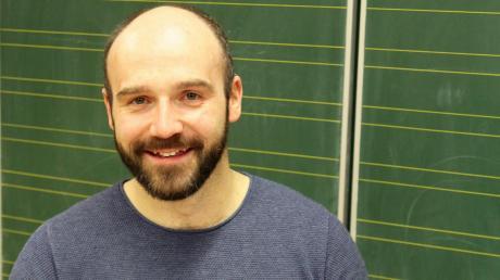 Seit Januar leitet Bob Sibich das sinfonische Blasorchester des Musikvereins Obermeitingen.