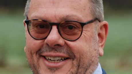 Hans Biechele ist amtierender Bürgermeister in Mickhausen.