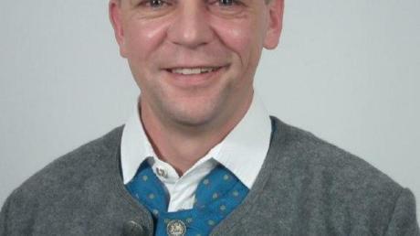 Andreas Fronius tritt für die Freie Wählergemeinschaft in Untermeitingen als Bürgermeisterkandidat an.