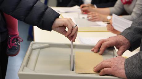 Bei der Wahl in Hiltenfingen gab es nur einen Bürgermeisterkandidaten.