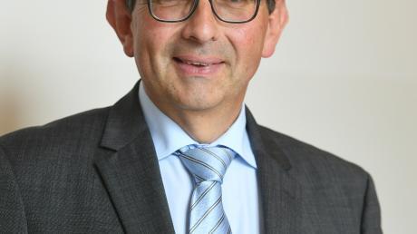 Gerald Eichinger ist der neue Bürgermeister in Langenneufnach.
