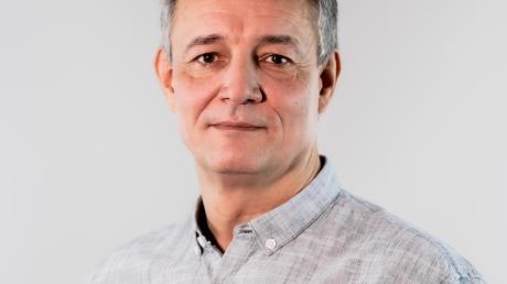 Neuer Bürgermeister in Mickhausen: Mirko Kujath.
