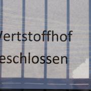 Die Corona-Pandemie beeinträchtigt auch die Müllentsorgung im Landkreis Aichach-Friedberg.