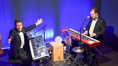 Auch das Konzert von Bastian Pusch und Andreas Speckmann (hier ein Archivbild) musste wegen der Coronakrise abgesagt werden.
