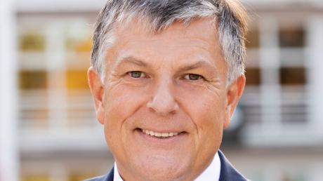 24 Jahre lang war Bernd Müller Bürgermeister in Bobingen.