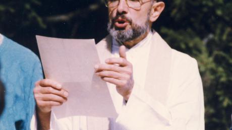 Die Bergmessen waren Pfarrer Viertl immer ein besonderes Anliegen und fanden jedes Jahr statt.