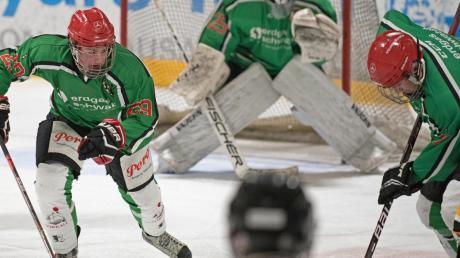 Das U20-Team der EV Pinguine Königsbrunn hatte ihre Liga dominiert. Doch die Saison endete wegen der Corona-Krise abrupt.