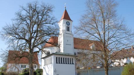 Vor 300 Jahren wurde die Pfarrkirche St. Peter und Paul in der Staudengemeinde Scherstetten eingeweiht.