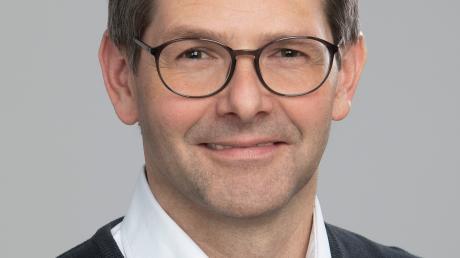 Marcus Knoll ist Bürgermeister von Langerringen.