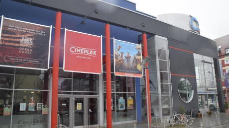 Noch bis Ende Juli bleibt das   Königsbrunner Kino geschlossen.