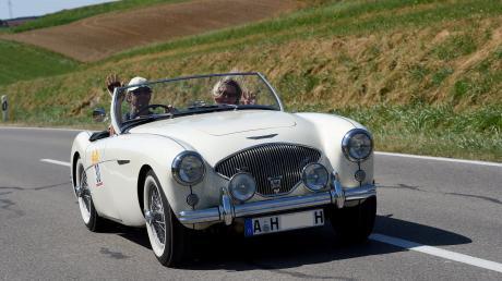 Die zwölfte Auflage der Oldtimer-Rallye durch den Landkreis wird auf 2021verschoben.
