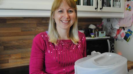 Vanessa Lerch aus Oberottmarshausen verrät in der Zuckerguss-Ausgabe ihr Rezept für die Schäfchen-Torte.