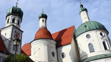 Zum zweiten Mal störte ein Mann den Gottesdienst in Maria Hilf in Klosterlechfeld - bis die Polizei kam.