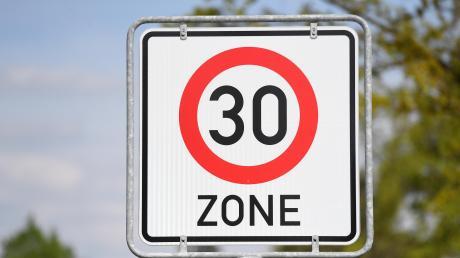 In Burgau wird eine weitere Tempo-30-Zone eingerichtet.