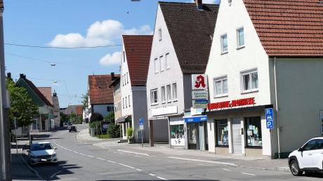 Noch einmal muss die Lindauer Straße gesperrt werden. Die geplanten Arbeiten werden insgesamt rund fünf Wochen dauern.