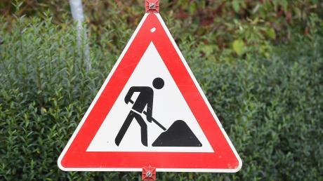 Achtung Baustelle: In Mittelneufnach soll ein neues Baugebiet entstehen.