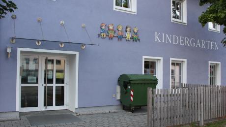 Der Hiltenfinger Kindergarten wird zu klein. Die Gemeinde sucht nun nach einer Lösung für das Platzproblem.