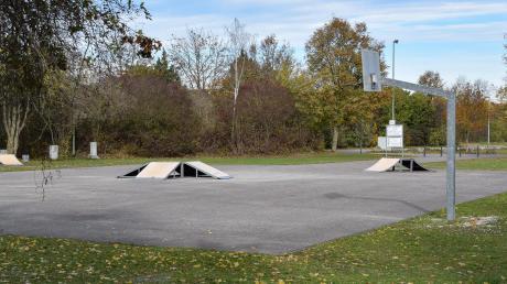 Der Umbau des Festplatzes wird für die Jugendlichen in Graben ein zusätzliches Freizeitangebot.
