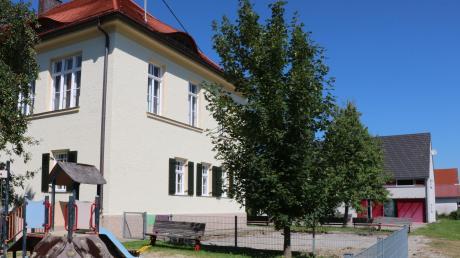 Im September soll es losgehen: Der Kindergarten wird erweitert. Die Gemeinde hat schon Zusagen für Zuschüsse von der Regierung erhalten.
