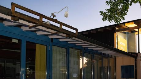 Seit Ende vergangenen Jahres steht die Lechfeldstube leer. Die Gemeinde will das Wirtshaus aber wieder beleben.
