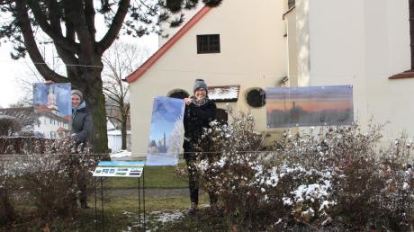 Die schönsten Kirchenfotos werden bei der St.-Gallus-Kirche präsentiert.