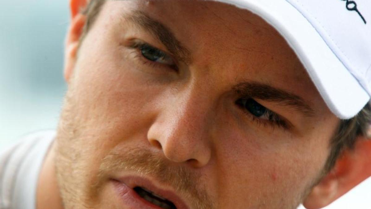 Formel 1 Nico Rosberg