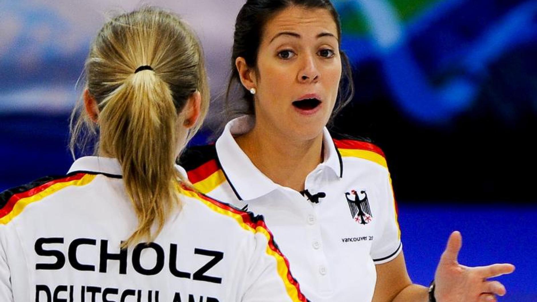 Curling: Deutsche Curling-Frauen verpassen WM-Halbfinale