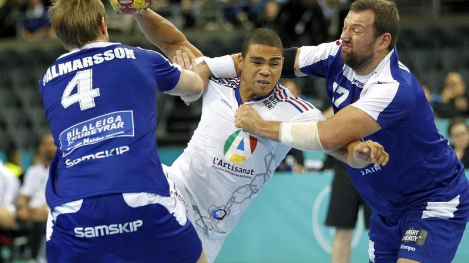 Handball Frankreich Russland