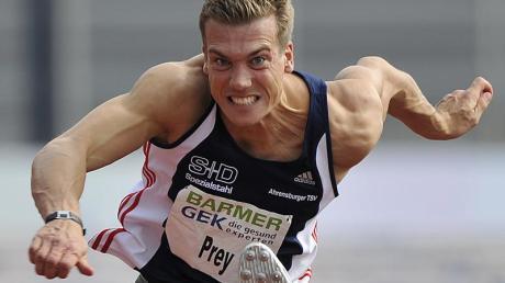 Matthias Prey dominierte den Siebenkampf. Foto: Marius Becker dpa