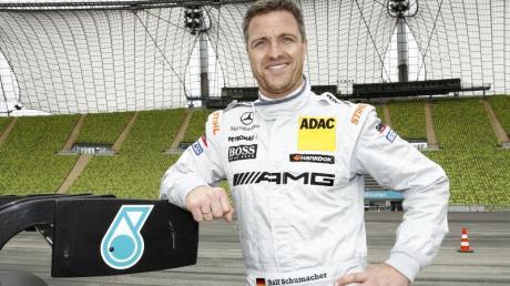 Ralf Schumacher hatte seine DTM-Karriere vor der Saison beendet.