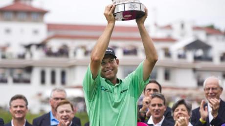 Bill Haas spielte beim Turnier in Bethesda das beste Golf.