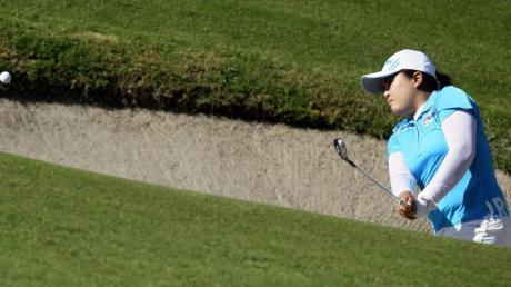 Die Südkoreanerin Inbee Park triumphierte bei den US Open der Frauen.