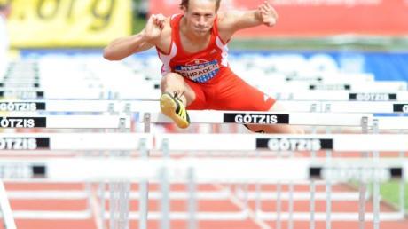 Michael Schrader gewann das Meeting in Neuwied.