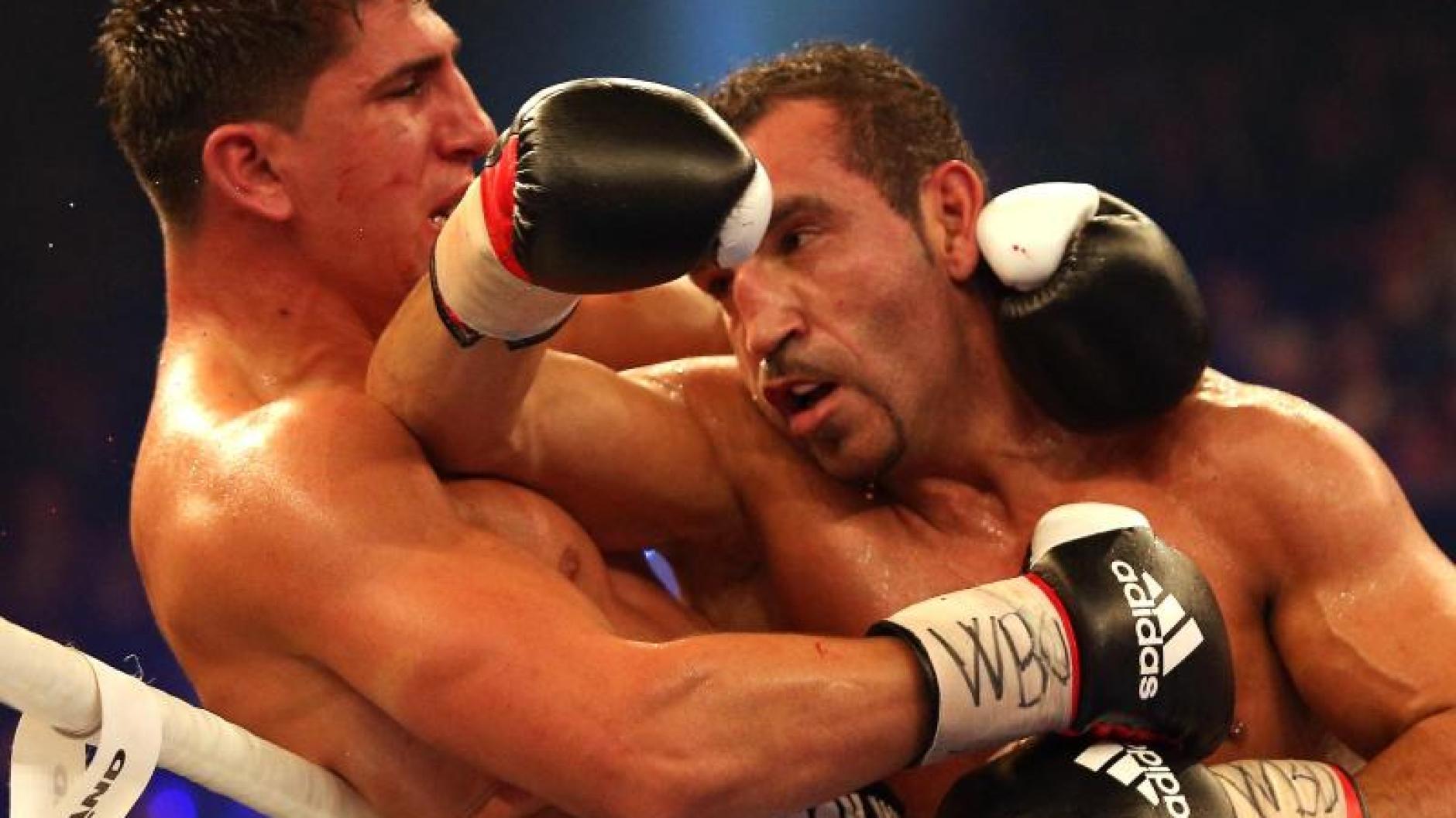 Boxkampf Heute Abend