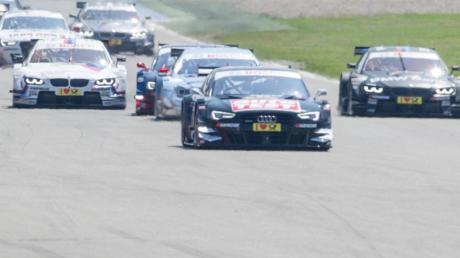 Die DTM-Rennen wollen immer weniger Zuschauer sehen.