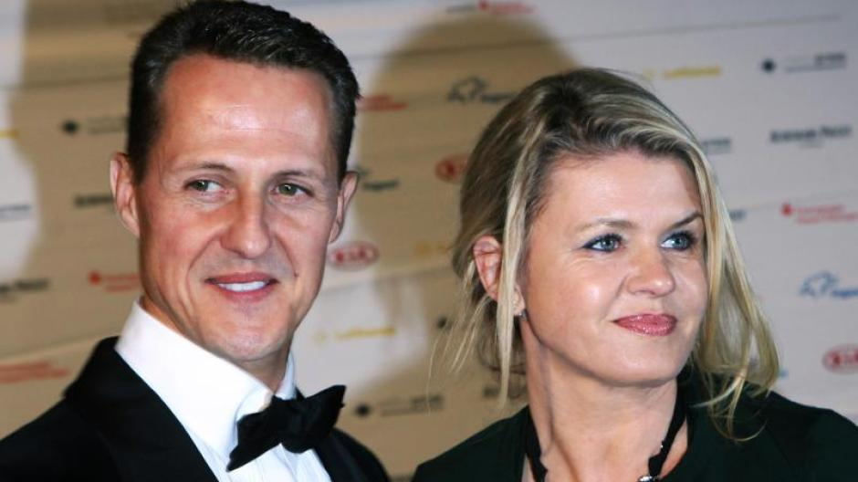 Portrat Die Frau An Michael Schumachers Seite Sport News