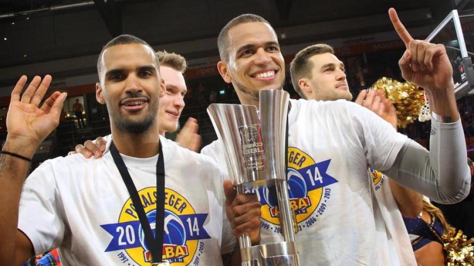 Basketball: ALBA Berlin empfängt NBA-Club San Antonio Spurs ...
