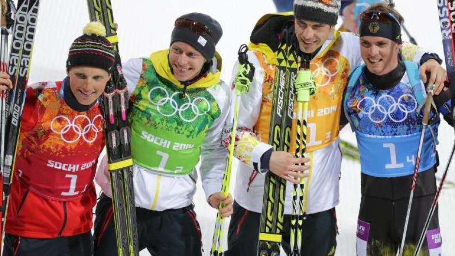 Olympia Biathlon Heute
