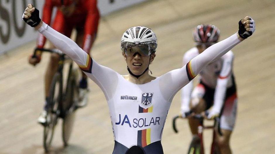 diversifiziert in der Verpackung am besten einkaufen authentisch Radsport: Weltcup-Premiere: Beyer gewinnt Rad-Omnium von ...