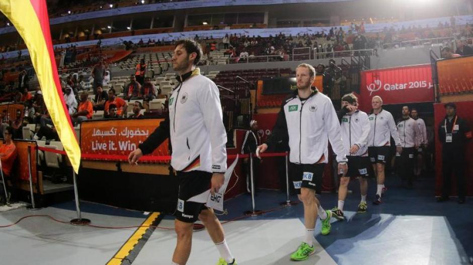 Handball Em Qualifikation Deutsche Handballer Testen Gegen Die