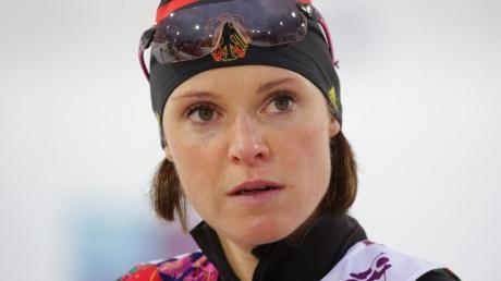 Nach der Einnahme eines Nahrungsergänzungsmittels war die Dopingprobe von Evi Sachenbacher-Stehle positiv.