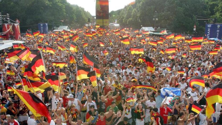 Wm 2006 Das Märchen Vom Sommermärchen Fußball Nachrichten